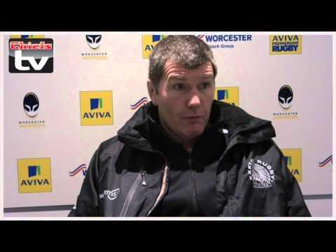 Chiefs TV - Rob Baxter post Worcester