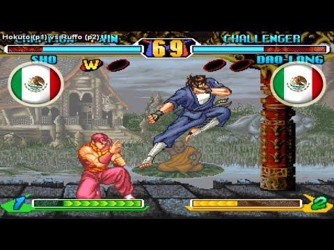 Breakers Revenge - Hokuto VS. Ruffo