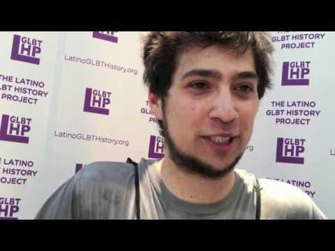 Flash Interview: Angel Martinez, Capital Pride 2012