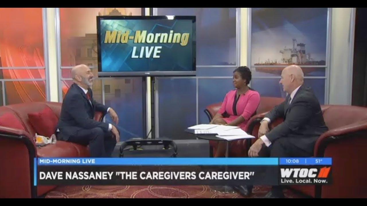 In the Media | Dave Nassaney    The Caregiver's Caregiver