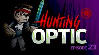Minecraft: Hunting OpTic - Finding Fwiz
