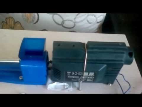 Elyapımı sigara sarma makinesi