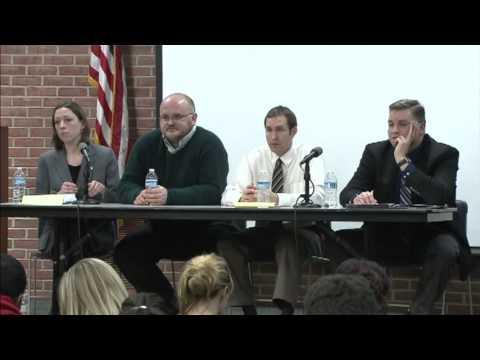 Contemporary Issues 2013: Guns 2, the Second Amendment