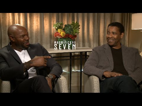 Antoine Fuqua Talks Directing Denzel And A Diverse Cast In 'The Magnificent Seven'