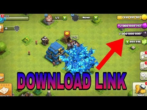 clash of clans mod apk download for android