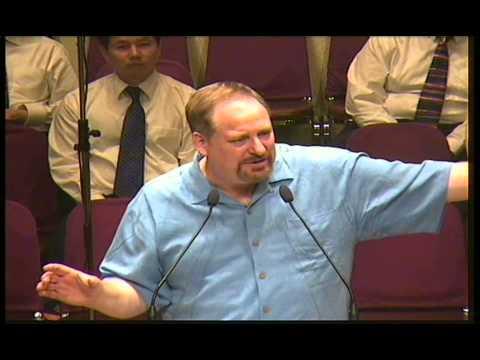 華理克牧師「標竿人生」男士佈道大會 - YouTube
