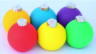 Super Doh Balls Learn Colors Mighty Toys Modelling Clay