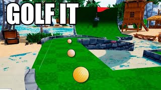 🔴 JUGUEMOS GOLF IT CON MILLANA #6 | GOLF IT| GAMEPLAYSMIX