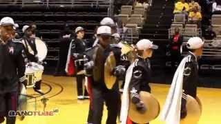 Alabama State Jamboree: Shaw Drumline vs. Jefferson Davis Drumline (2015)