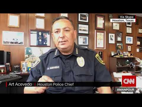 Keep your mouth shut, Police Chief responds to Trump