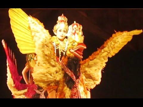 PRAGOLA MURTI - Festival Wayang Orang Wong Yogyakarta - SURYOKENCONO Javanese Dance Theatre [HD]