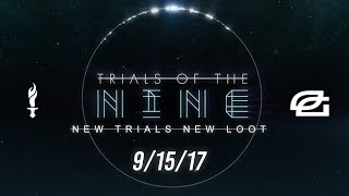 Destiny 2: TRIALS OF THE NINE AND 300+ POWER