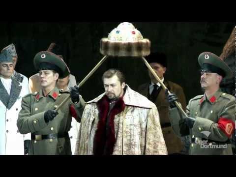 Boris Godunow (Trailer) - Oper Dortmund