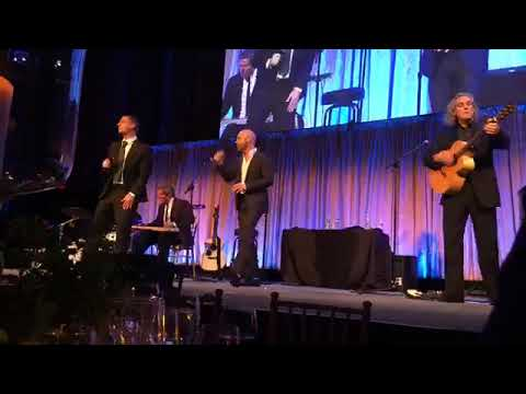 Rob Thomas with Chris Daughtry - Global Lyme Alliance 2017