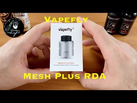 Mesh Plus RDA By Vapefly