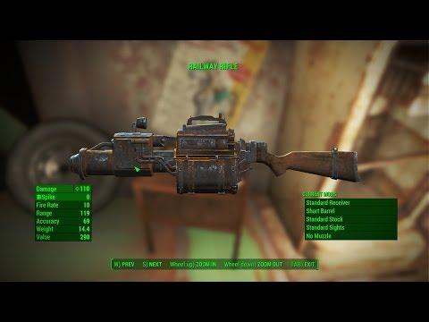 Fallout 4 =Survival Modded= Monika Law = S2 Ep27 = Raiders Gunners et SuperMutants pour un Fusil Uni