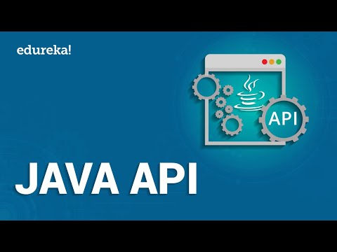 Java API | Developing Restful APIs | Rest API In Java | Java