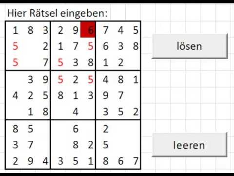 Sudoku-löser for android apk download.