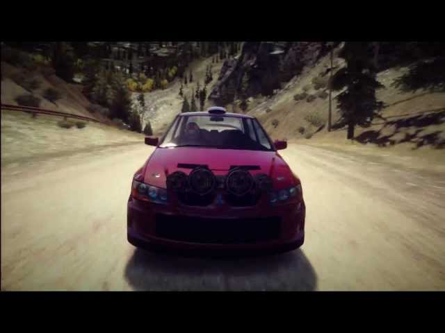 Forza Horizon Rally Beaumont stage 2 - no comment run