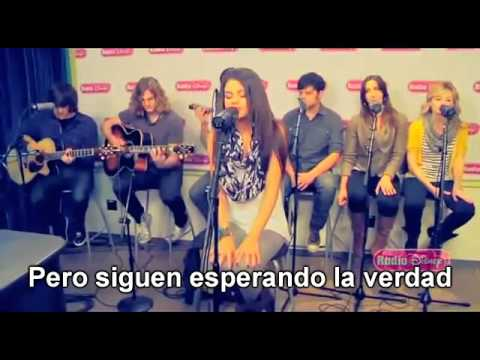 Selena Gomez - Who Says (Traducida al español) (Verdadera)