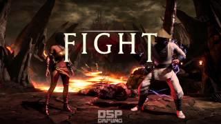 Mortal Kombat X Klassic Tower gameplay: Tanya (Kobu Jutsu)