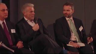 David Mercer, CEO of LMAX Exchange, speaks at FX Week Europe 2015