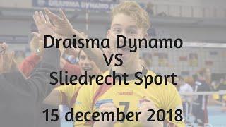 Draisma Dynamo -Sliedrecht Sport