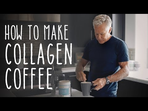 how-to-make-collagen-coffee