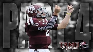 Johnny Manziel Heisman Highlight Video Part 4 ᴴᴰ