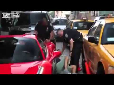 'Arrest of a Saudi Prince in New York City August 6, 2012'