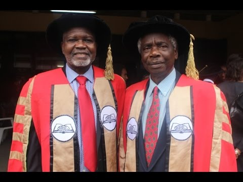 NIGERIAN ACADEMY OF LETTERS (NAL) 18TH CONVOCATION
