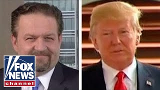 Gorka: Trump is solving problems others left for him