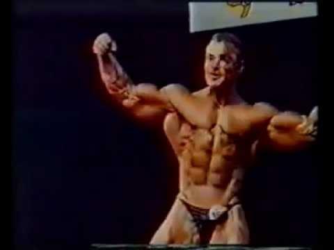 Ahmad Haidar IFBB Mr. Universe 1997