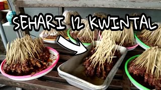 WOW!!! SEHARI JUAL 12 KWINTAL DI SATE MARANGGI HJ YETTY PURWAKARTA