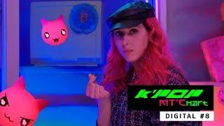 K-Pop MTChart #8: Катя Клэп