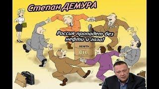 РФ пропадет без нефти и газа! Олигархи уже в панике! Степан Демура