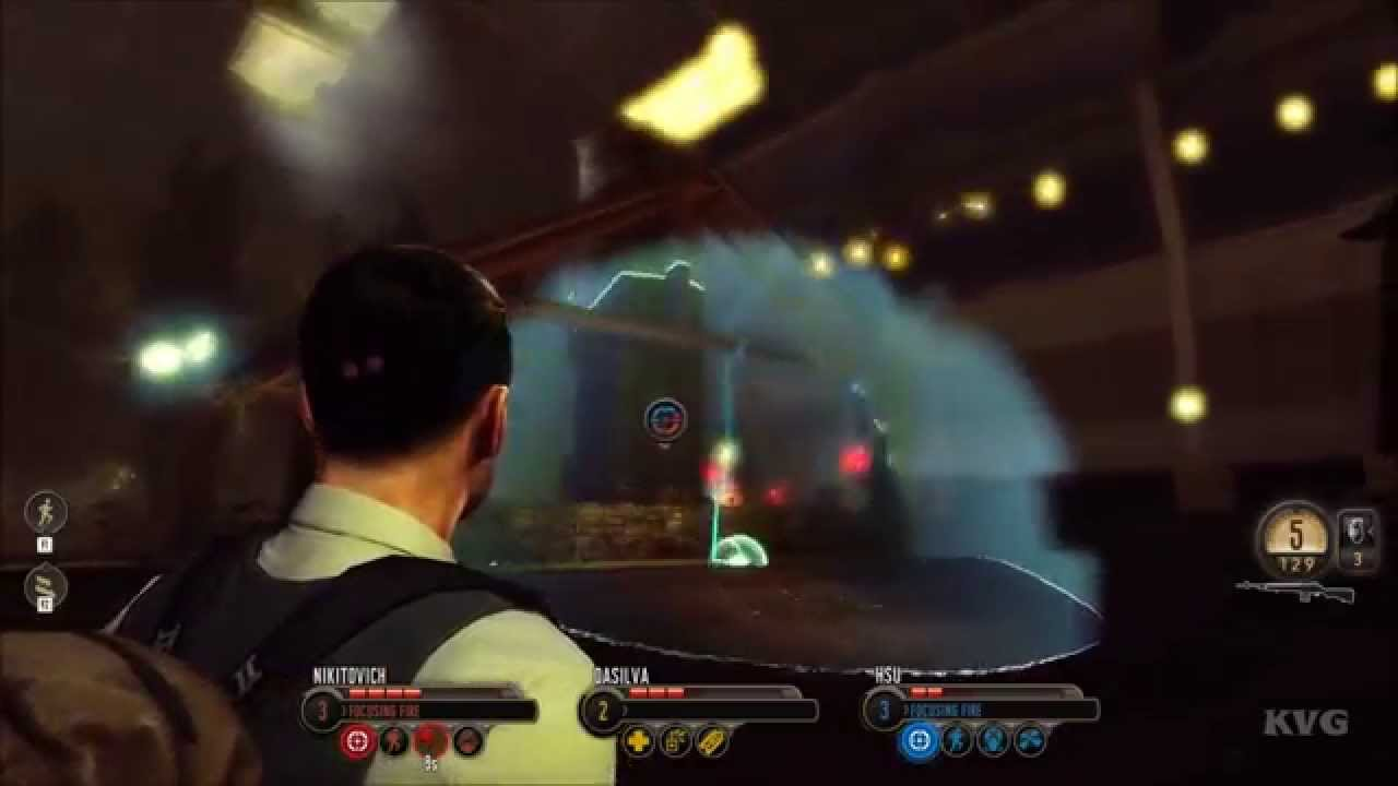 The bureau xcom declassified complete gameplay pc hd for Bureau xcom declassified