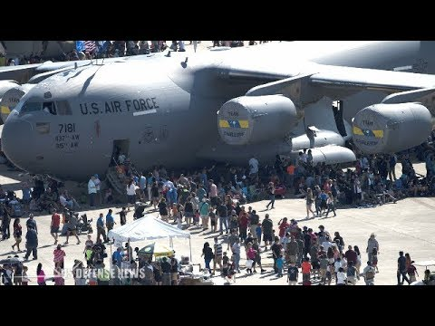 Here's All You Need to Know about the C-17 Globemaster III