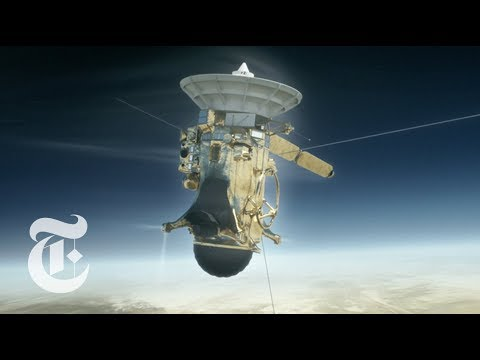 Cassini Burns into Saturn After Grand Finale | Out There