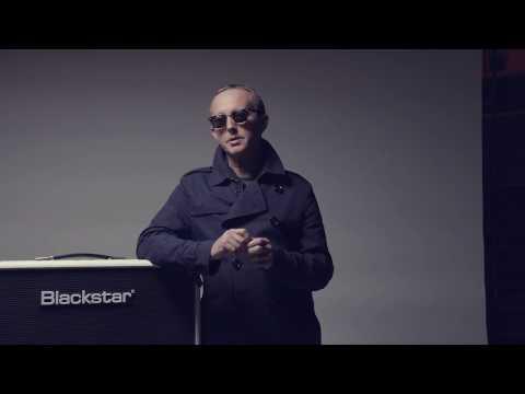 Blackstar is Indie Rock ft. Steve Cradock from Ocean Colour Scene, Paul Weller and The Specials