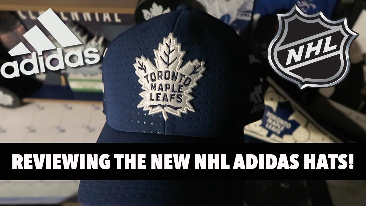 f85a8e0f6b0 The New NHL Adidas Hat Review! - YouTube