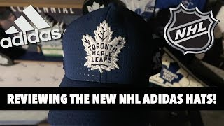 The New NHL Adidas Hat Review!