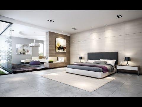 chambre à coucher moderne   2019 غرف نوم راائعة