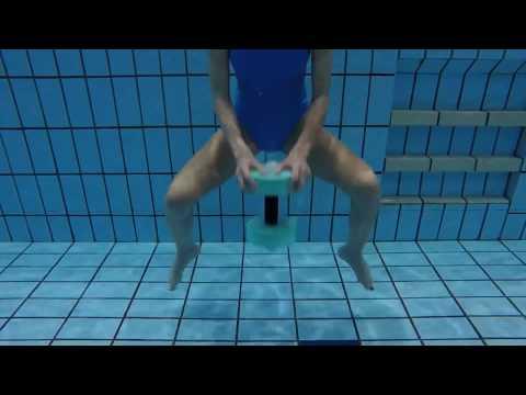 Aqua Exercise - Dumbbells