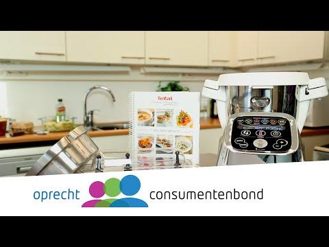 Tefal cuisine companion review by warren nash funnycat tv - Moulinex cuisine companion vs thermomix ...