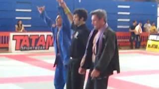 International IBJJF London Open final match FRANCIOTTI VS VANKIMMENADE purple 82 kg