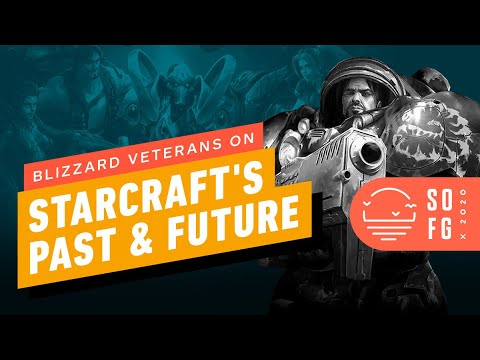 Blizzard Veterans Reflect on Starcraft's Past and Future   Summer of Gaming 2020