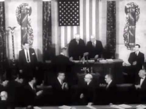 LBJ State of the Union Address 1964