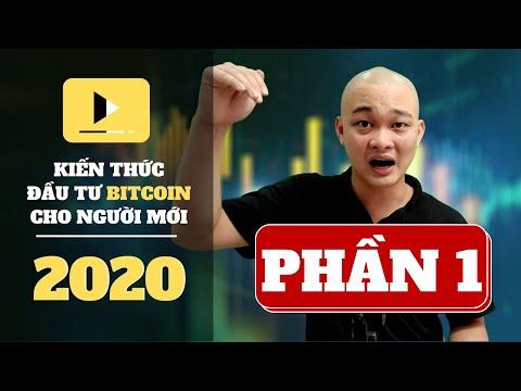 Đầu Tư Crypto (Phần 1) -  Kiến Thức Đầu Tư Bitcoin, Crypto Cho Người Mới 2020