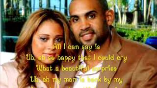 Tamia - Beautiful Surprise Lyrics